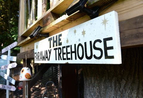 The Faraway Treehouse wins the UK's Top Treehouse Competition
