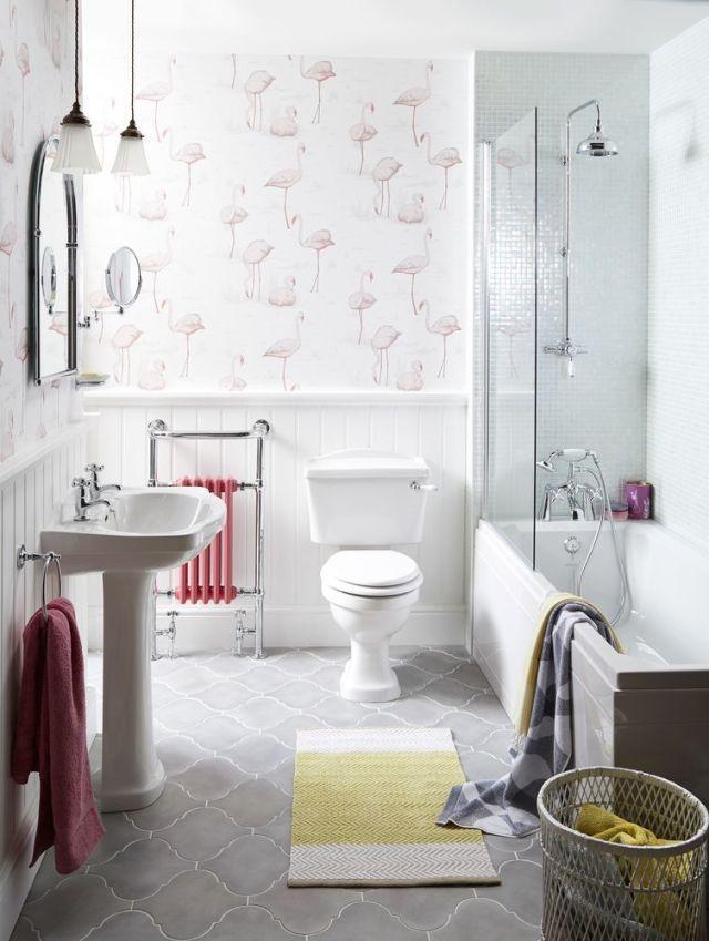 Heritage Bathrooms, Vibrant Walls