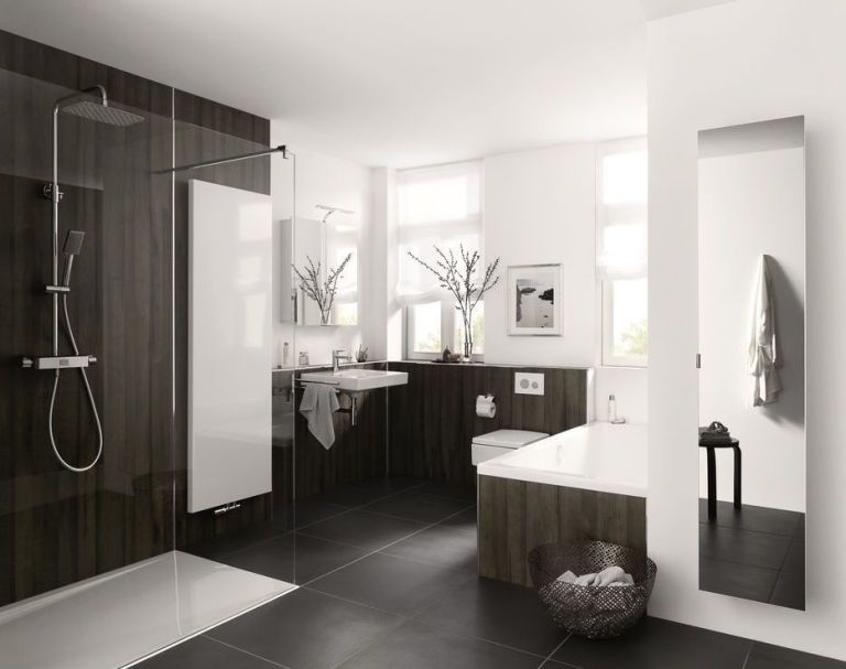 Frontline Bathrooms: Pared Back