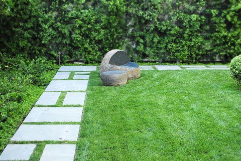 6 questions to ask your garden designer path way in a modern landscaped yard workwithnaturefo