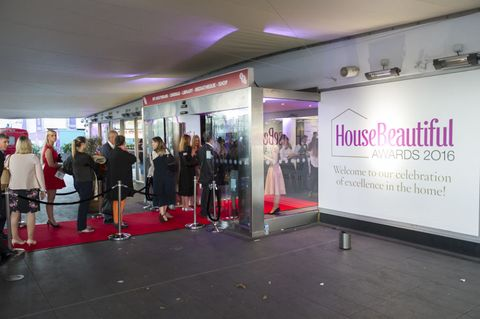 House Beautiful Awards 2016: Drinks reception and drinks celebration-post ceremony held at BFI Southbank, London  on Thursday 22 September 2016.