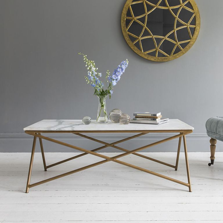 Marble Coffee Table Oliver Bonas: Marble: 18 Decorative Home Accessories