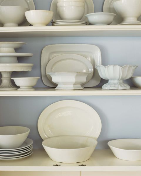 Serveware, Dishware, Porcelain, White, Ceramic, earthenware, Pottery, Tableware, Collection, Creative arts,