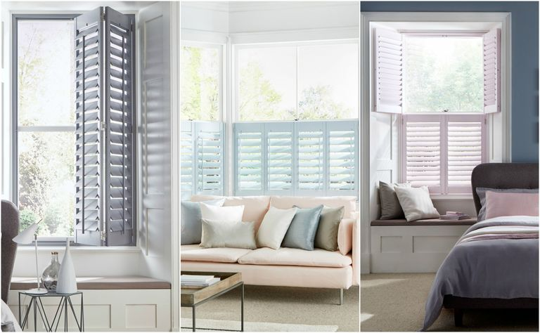 House Beautiful Collection At Hillarys Atmosphere Shutters Range