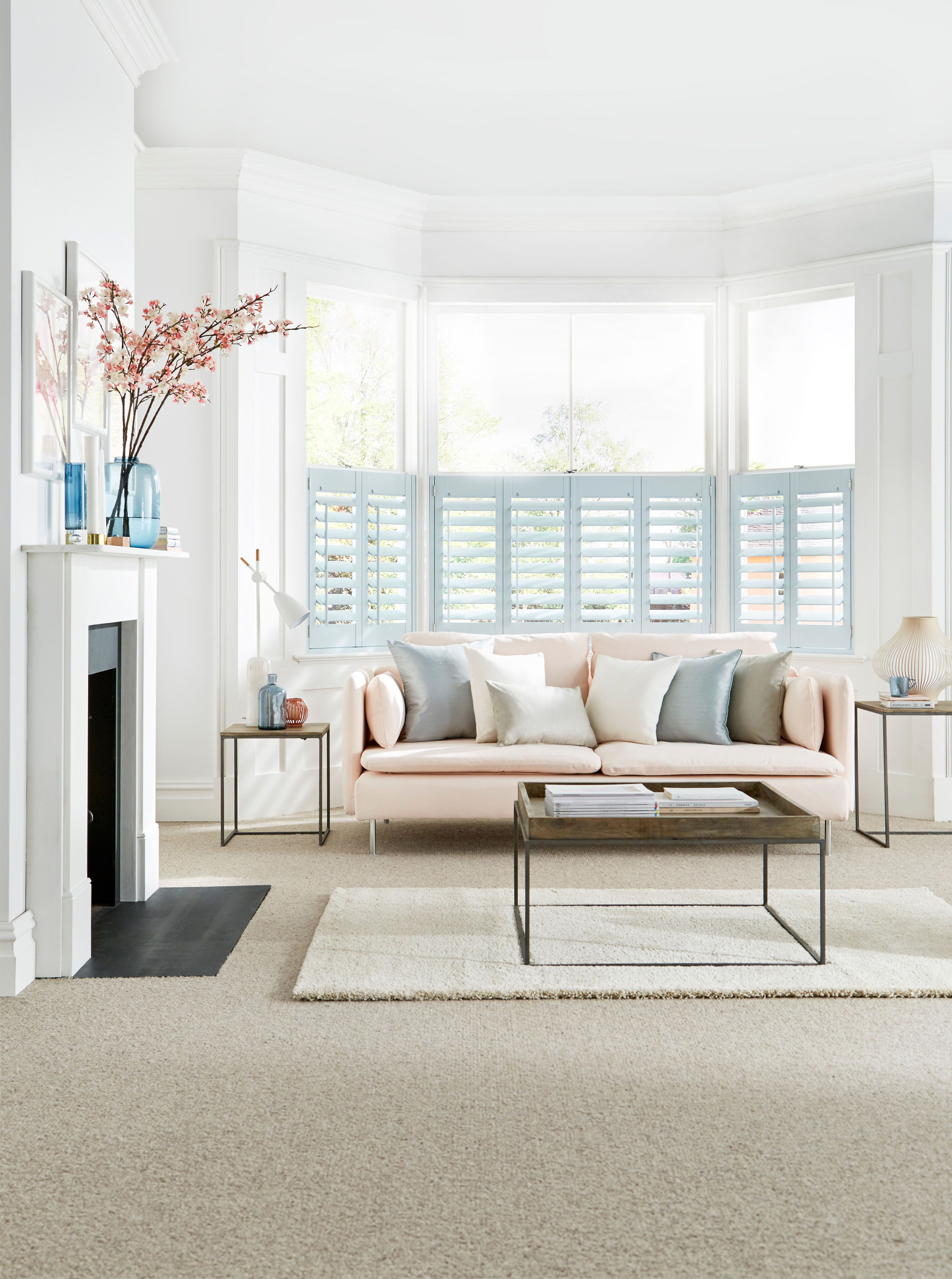 House Beautiful Collection At Hillarys   Atmosphere Shutter Collection