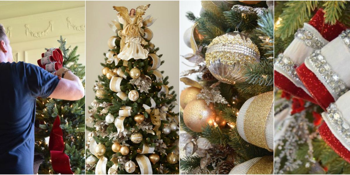 How To Decorate Your Christmas Tree Like A Professional - How To Decorate A Christmas  Tree - How To Decorate Your Christmas Tree Like A Professional - How To
