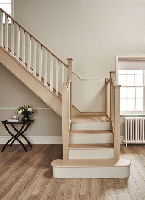 interior staircase design ideas repairing replacing or repositioning