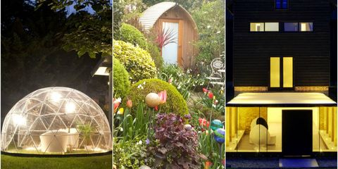 Innovative and alternative home extension ideas