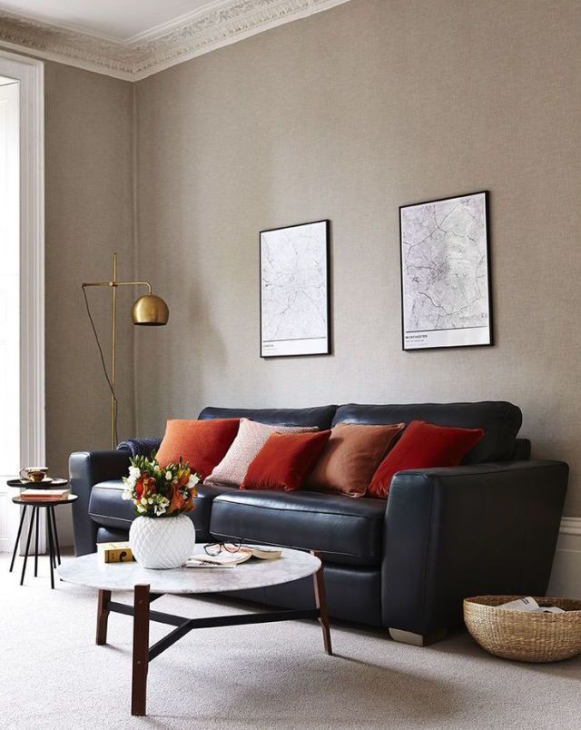 House Beautiful DFS Cassidy Sofa