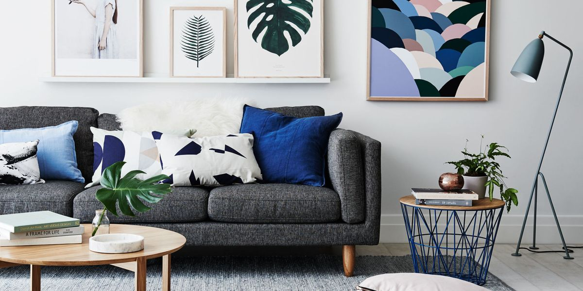 Living Room Arrangement Should Sofas Be Placed Against The Wall Mesmerizing A Living Room Design Collection