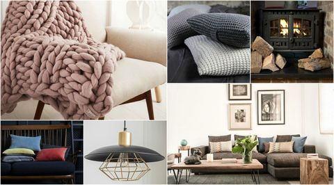 10 ways to create a stylish and cosy home this autumn