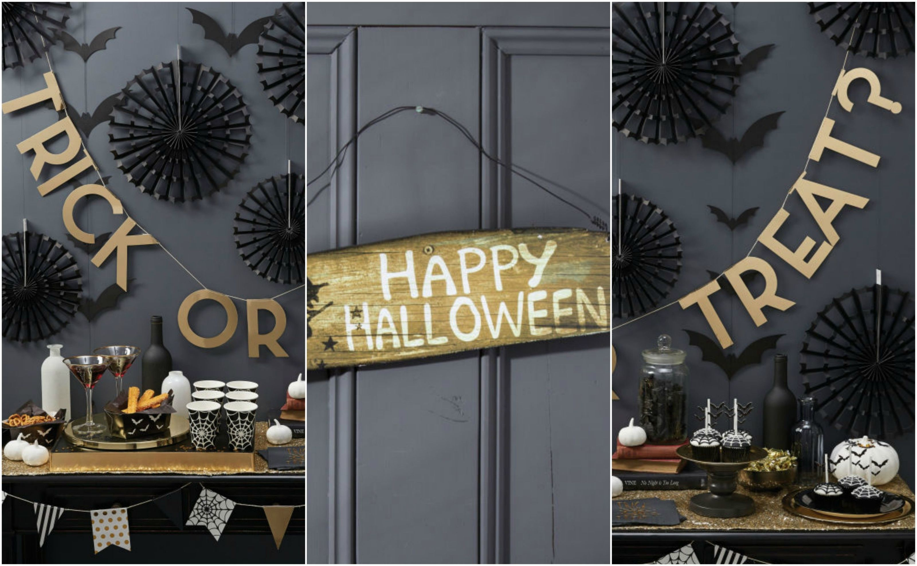 Halloween   Tick Or Treat Home Decorations