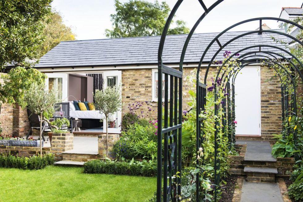 Garden Room Makeover, Teddington, Middlesex