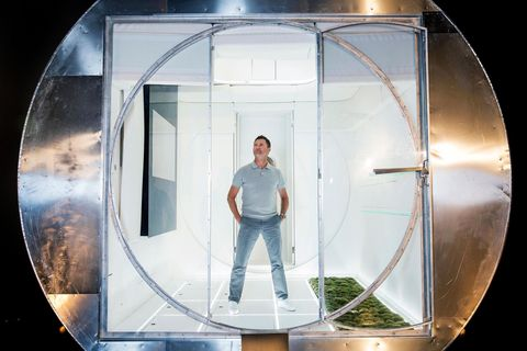 George Clarke and William Hardie unveil futuristic space-saving ...