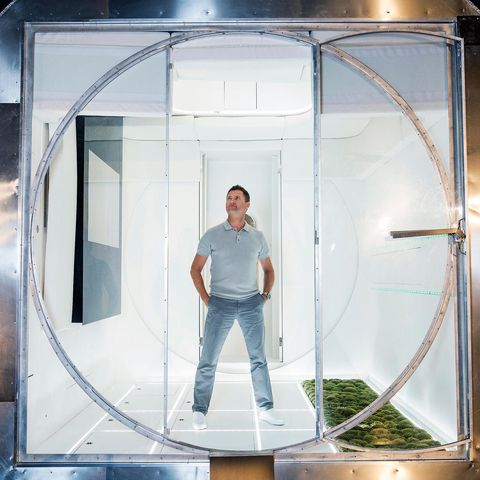george clarke's amazing spaces on channel 4 george and william hardie unveil their futuristic rotating home