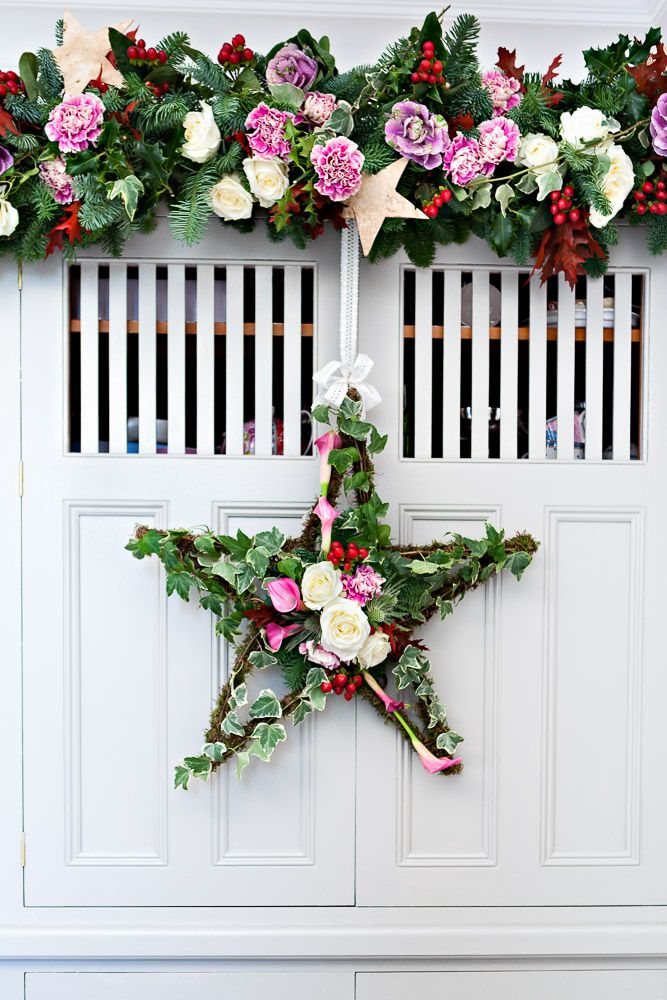 Make a vintage Christmas wreath in 10 easy steps