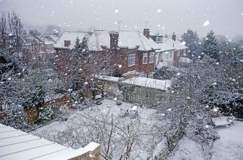 England Christmas Snow.Uk Snow Test Are We Going To Have A White Christmas