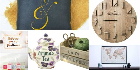 Personalised Christmas gifts 2016