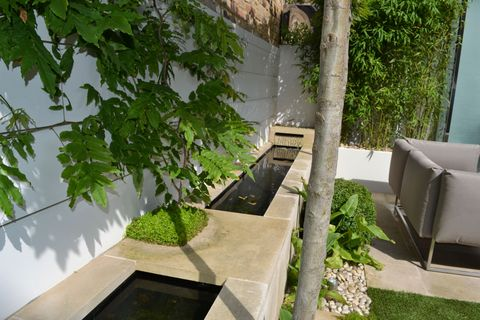 This Contemporary Family Garden Is Strikingly Beautiful