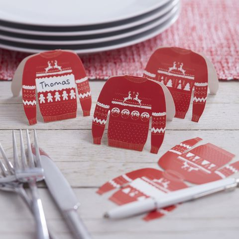 8 of the best christmas table place settings