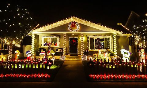 House With Christmas Lights.The Most Extravagant Christmas House Lights From All Over