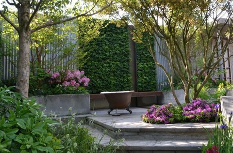RHS Chelsea Flower Show Gardens - The Wasteland project by Kate Gould