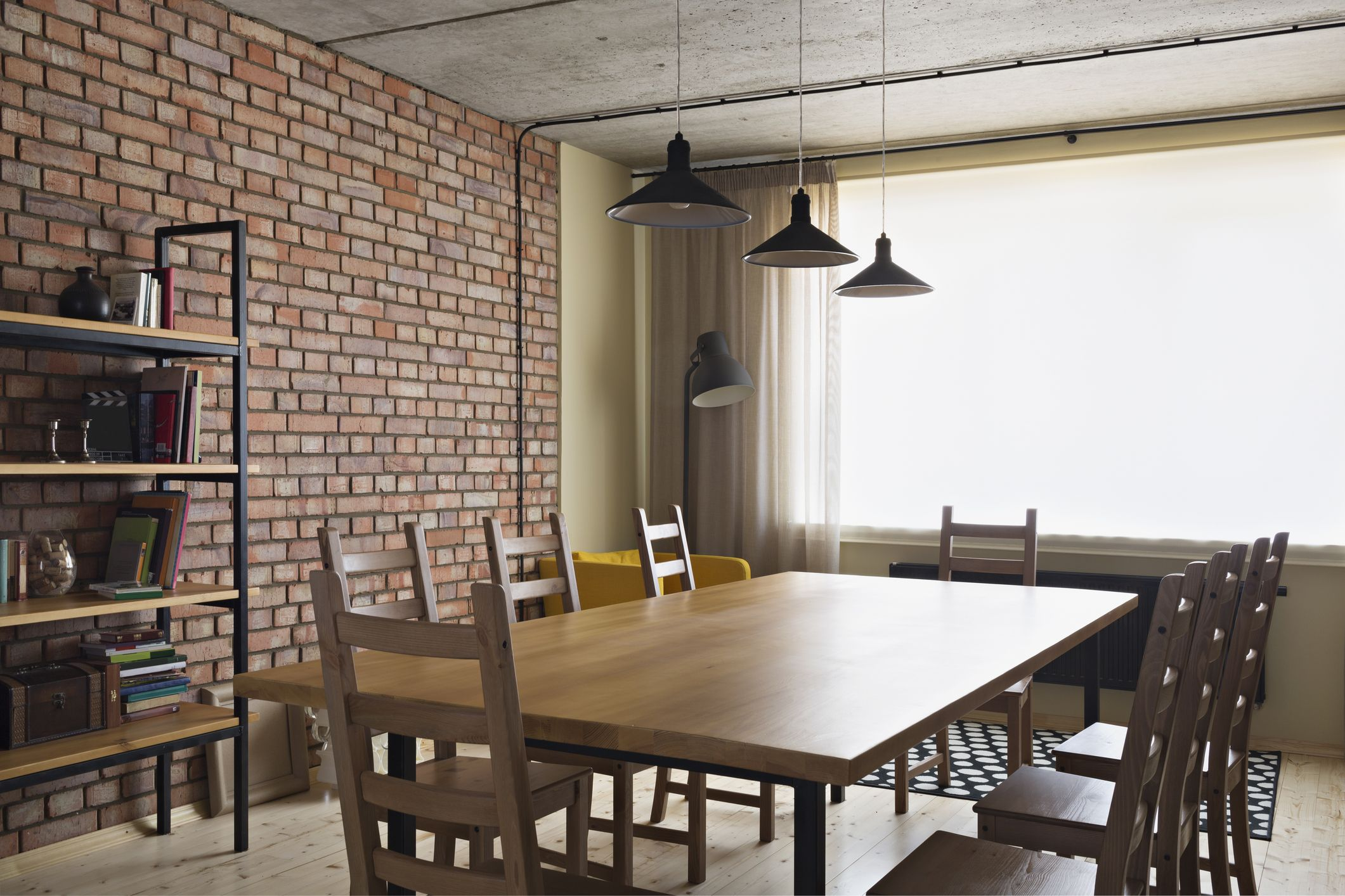 & How to achieve a brick finish in your home