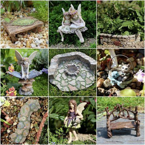 Fairy Gardens, Miniature Garden Furniture Uk