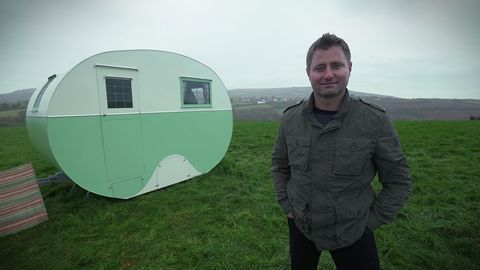 George Clarke: championing the homeless and transforming homes