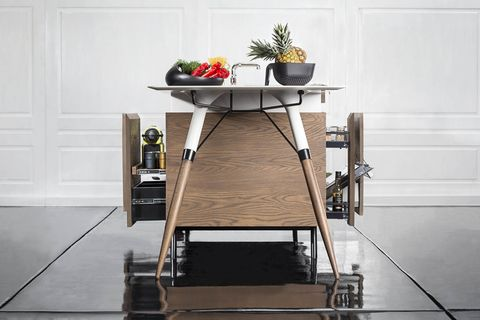 KITCH' T – a new compact kitchen solution from dsignedby