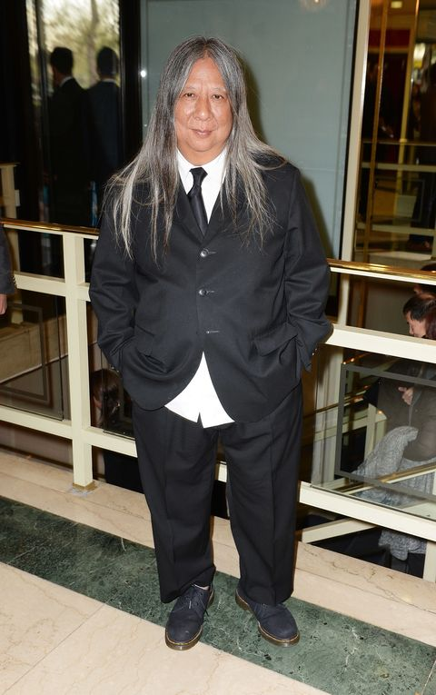 John Rocha attends The Asian Awards 2015 at The Grosvenor House Hotel on April 17, 2015 in London, England.
