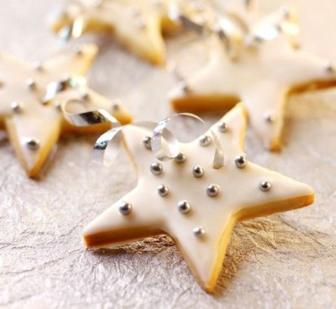 Festive Shortbread Biscuits