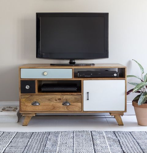 Milligan Retro Media Unit Atkin And Thyme
