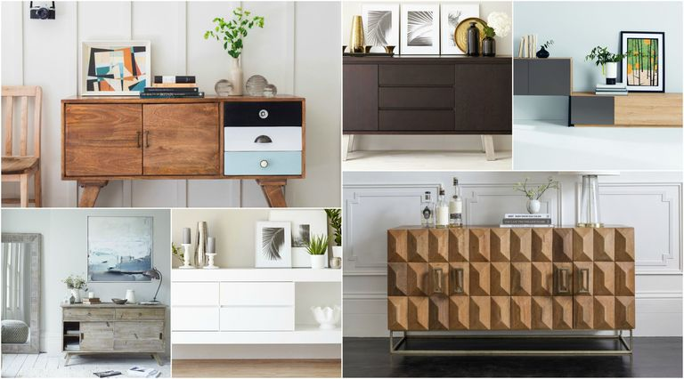 Sideboard Design how to style your sideboard