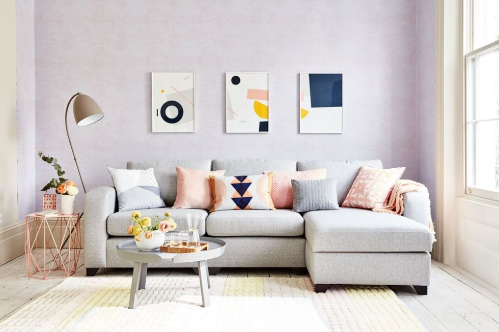 Stylish designs living room White Sofa Hb Project New Decorating Living Room Inspiration House Beautiful 15 Stylish Living Room Ideas Contemporary Statement And Classic