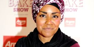 Nadiya Hussain - Cake And Bake Show At Event City - Manchester
