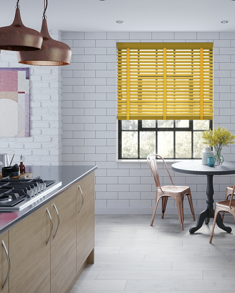 20 Colour And Interior Window Trends For 2017: Blinds, Curtains And Shutters
