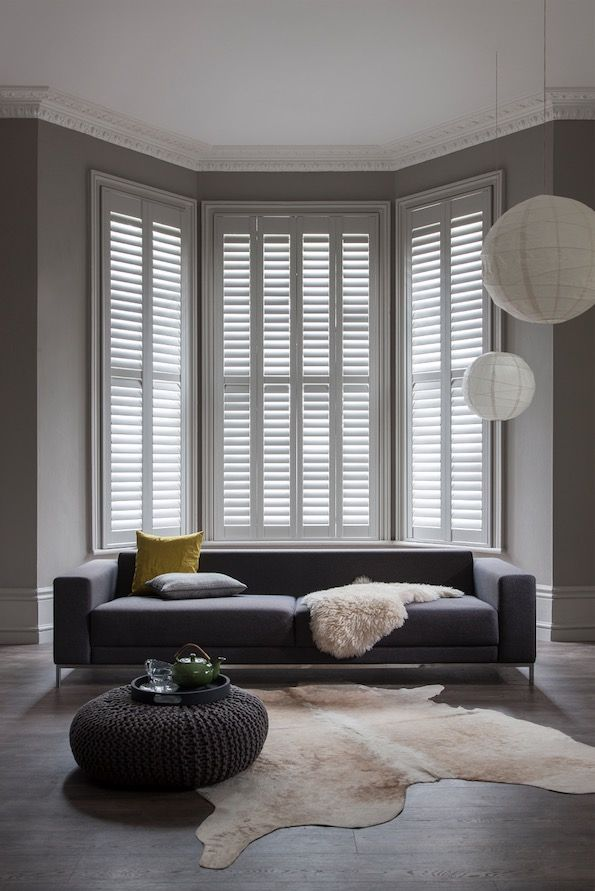 20 Colour And Interior Window Trends For 2017 Blinds Curtains Shutters