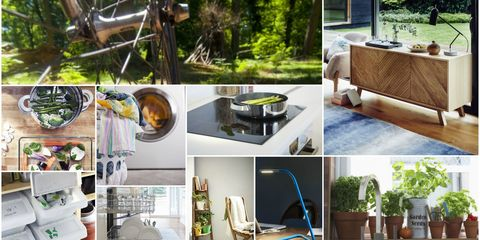 Lagom collage