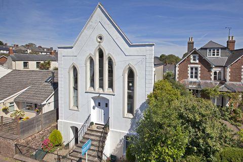 Chapel house on Exmoor