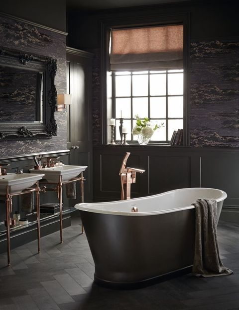 madeira bath from heritage bathrooms - Luxury Bathroom