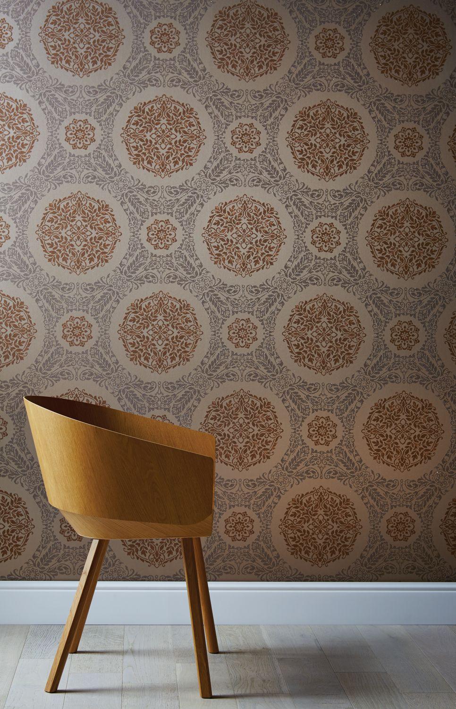 metallic interior inspiration copper accents - Copper In Interior Design