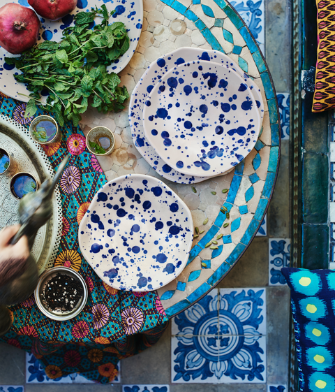 Ikea's JASSA collection will bring a relaxed bohemian vibe