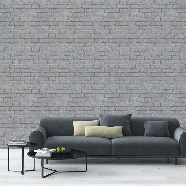 Stylish brick effect wallpaper designs brick wallpaper ideas for Stylish wallpaper for home