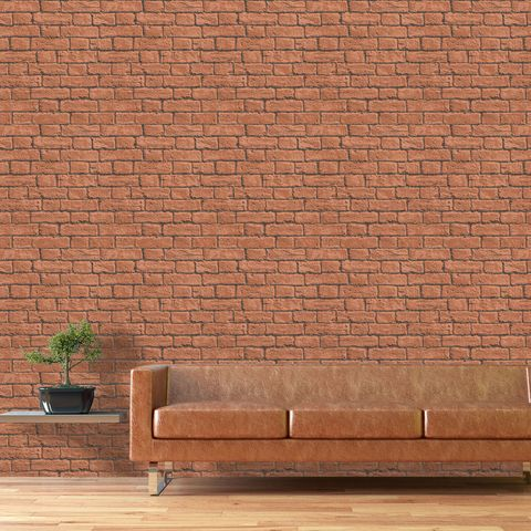 Terracota wallpaper by Inspired Wallpaper