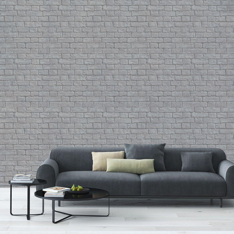 Stylish Brick Effect Wallpaper Designs