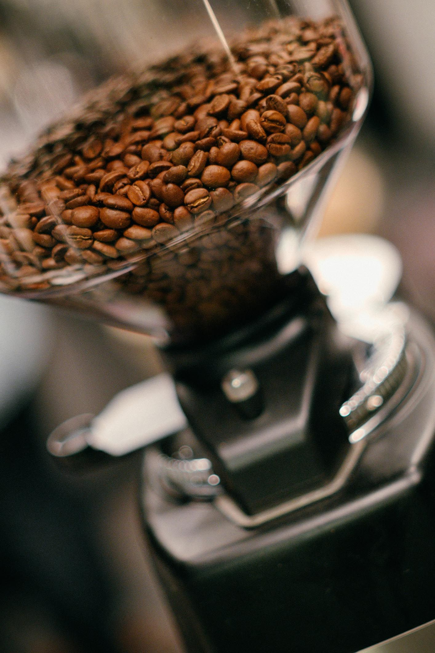 """<p>As tedious as it might be to wash your grinder with soap and water on adaily basis, if you are passionate about your morningcoffee, it's key. 'Coffee bean oils may turn rancid and give fresh coffee an off taste,'says Carolyn Forte, director of the cleaning lab at theGood Housekeeping Institute<span class=""""redactor-invisible-space"""" data-verified=""""redactor"""" data-redactor-tag=""""span"""" data-redactor-class=""""redactor-invisible-space""""></span>.<span class=""""redactor-invisible-space"""" data-verified=""""redactor"""" data-redactor-tag=""""span"""" data-redactor-class=""""redactor-invisible-space""""></span></p>"""