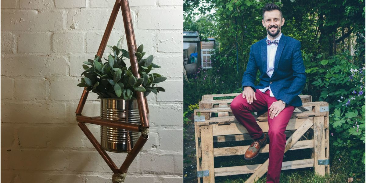 Max Mcmurdo Reveals His Top Tips For Upcycling Garden