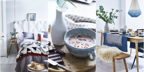 Scandi-style interiors. Photography by Carolyn Barber, styling by Lorraine Dawkins