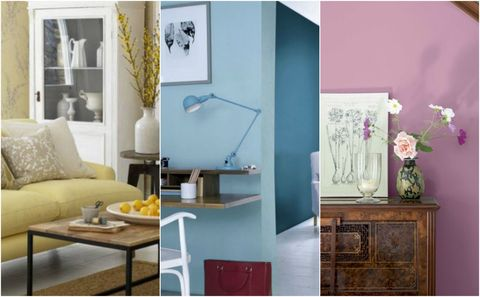 How the colour of your room affects your mood